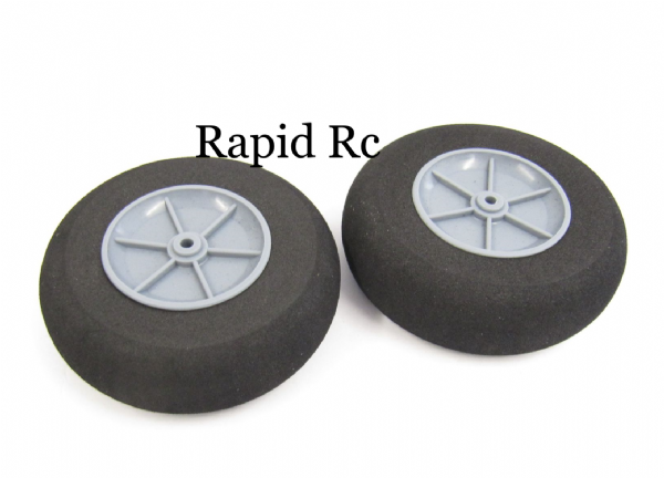 Foam Wheels  65mm